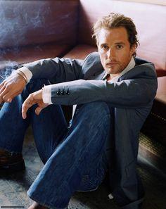 Matthew McConaughey Matthew Mcconaughey