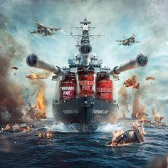 https://www.behance.net/gallery/30706627/Tiza-Agency-Thermofat-Warship