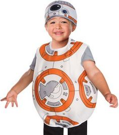 Star Wars BB-8 Toddler Halloween Costume