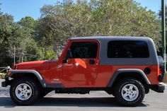 Used 2005 Jeep Wrangler Unlimited Stock # 312477 in League City, TX at Select Jeeps Inc., TX's premier pre-owned luxury car dealership. Come test drive a Jeep today! 2006 Jeep Wrangler Unlimited, 2005 Jeep Wrangler, Cj Jeep, Jeep Lj For Sale, Atm Card, Luxury Car Dealership, Elvis Presley, Motorcycles, Ford