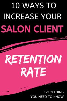 Client retention is the single most important driver of growth in your salon business. By implementing the strategies discussed in this article, you will increase your salon client retention and ensure long term business growth