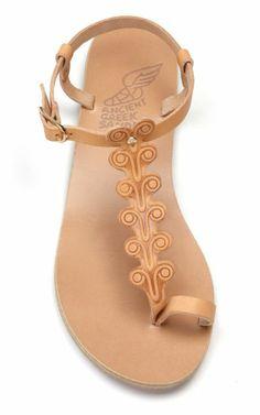 Ancient Greek Erofylli sandal