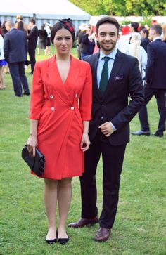 MAUVERT Team at the annual Royal Garden Party held on the of May at Elisabeta Palace in Bucharest Royal Garden, Bucharest, Palace, Beautiful People, Formal, Party, Style, Fashion, Preppy