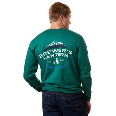 Adventure and Heritage Long Sleeve T-Shirt