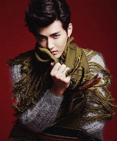 Wu Yifan... Que homem é esse??? Socorro... Eu não estou bem... ❤❤