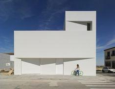 Lopera House / David Ruiz Molina | ArchDaily
