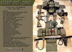 Assaut Vest - The USN SWCC