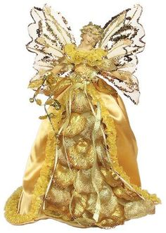 "15"" Angel Rose Gold Tree Topper by American Silkflower, http://www.amazon.com/dp/B006C4WEVQ/ref=cm_sw_r_pi_dp_HcL1rb0EMVGV9"