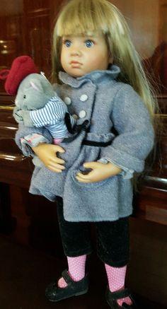 "Heart and Soul Kidz'n'Cats Doll Sonja Hartmann. 18"". Mareike.   Dolls & Bears, Dolls, By Brand, Company, Character   eBay!"