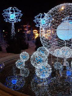 Christmas at Champs Elysées, Paris