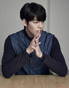 SIEG FAHRENHEIT S/S 2015 Visuals Feat. Kim Woo Bin | Couch Kimchi