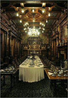 Peleș Castle, interieur
