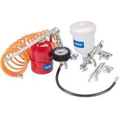 *CLICK TO ENLARGE* Draper 5-Piece Multi-Purpose Air Tool Kit