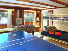 Monte Rio Vacation Rental - VRBO 286986 - 7 BR Russian River House in CA, River Queen - Riverfront Mansion, Hot Tub, Boats, Pool Table