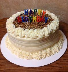 Italian Cream Birthday Cake