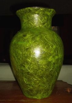 Love this idea and love the color. A must do project. Need to get mulberry paper and some vases from Dollar Tree.