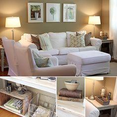 Białe meble do beżowych ścian - zdjęcia, pomysły i inspiracje | Lovingit