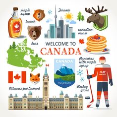Top 10 der besten Preisausschreibungen in Kanada , Top 10 des bonnes raisons de s'expatrier au Canada Découvrez nos 5 Resorts in Kanada! Découvrez nos 5 Resorts in Kanada! Quebec, Rocky Mountains, Canada Day Party, Cultures Du Monde, Voyage Canada, Canadian Things, Vancouver, Canada Eh, Travel Scrapbook