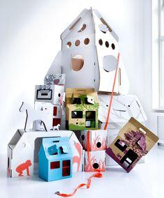 juguetes de carton #juguetesdecarton #juguetes