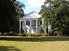 Magnolia Grove in Greensboro, Alabama.