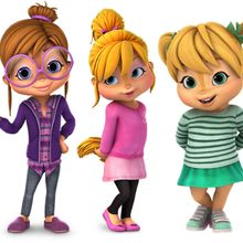 alvinnn and the chipmunks Trio Halloween Costumes, Cute Costumes, Halloween 2020, Las Chipettes, Birthday Party Images, Little Shop Of Horrors, Alvin And The Chipmunks, Infancy, Lol Dolls