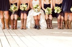 love the cowboy boots