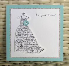 Love & Laughter Shower 2 by stamp my day - Cards and Paper Crafts at Splitcoaststampers
