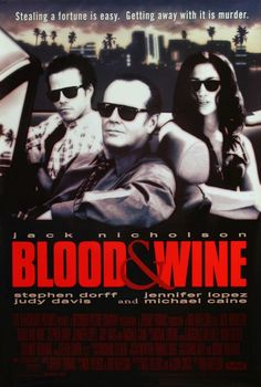 17. Blood (1996) A man who has failed as a father and husband commits a heist to make money for his fledging business, but things become complicated when his wife interferes. score: 6/10