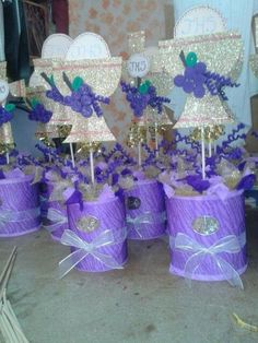 Centro de mesa primera comunion | Decoraciones | Pinterest | Mesas ...