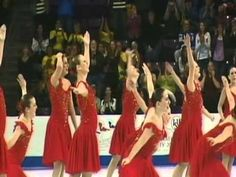 It's Synchro Season! #figureskating