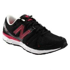Women's New Balance Running Shoes W690BC1   Black/Coral on Sale