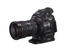Canon EOS C100 actualizada