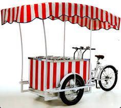 Image result for ice cream bike