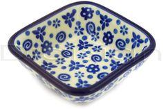 images of polish pottery | Polish Pottery Boleslawiec Stoneware Bowl 604 Ceramika Artystyczna ...