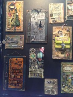 The Little Shabby Shed: Tim Holtz