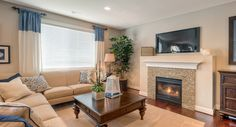 This gorgeous fireplace is not something to take for GRANITE