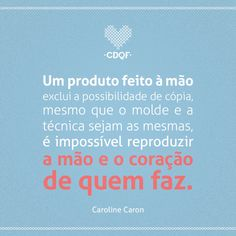 Confira o post completo no blog do CDQF Mais
