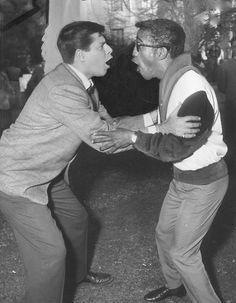 Jerry Lewis and Sammy Davis Jr ❤ www.healthylivingmd.vemma.com ❤