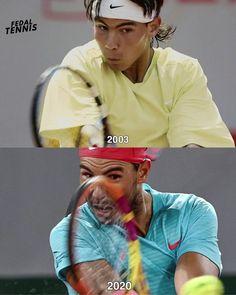 Somethings never change ft. Rafael Nadal