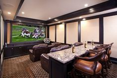 Man cave idea for my future husband. I love you so much Christopher.