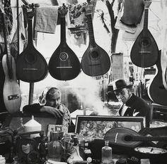 Feira da Ladra - 1966 // Old Portugal - Eduardo Gageiro
