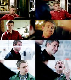 just one of the many things that make martin so wonderful: his facial expressions.