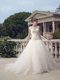 Casablanca+Wedding+Dresses+-+Style+2147