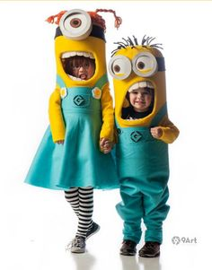 Disfraces de Minions de Craftatholic Anonimous