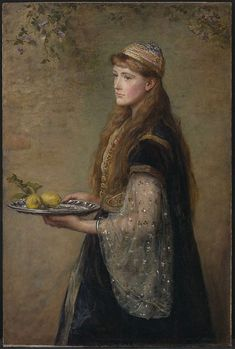 The Captive By Sir John Everett Millais (English painter, Dante Gabriel Rossetti, John Everett Millais, William Morris, Pre Raphaelite Paintings, Pre Raphaelite Brotherhood, Edward Burne Jones, Google Art Project, John William Waterhouse, Victorian Art