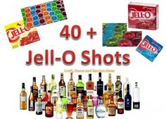 jello shots   http://crafthomeandgardenideas.com/recipes_private/jell-o_shots_p1