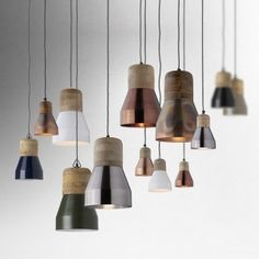 Contemporary pendant light ZAMIA now is available at About Space lighting shop. Contemporary Pendant Lights, Pendant Lighting, Exterior Design, Interior And Exterior, Residential Lighting, Lighting Store, Light Fittings, Glass Domes, Hanging Lights