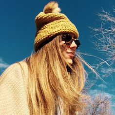 Winter in style! Natalia wearing #Epos sunglasses on Instagram. #fashion #eyewear