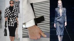Fashion Week Breaking Trends Fall 2013: Plaids, Tartans & Houndstooth - Accessories Magazine