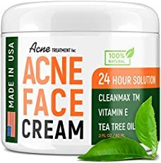 How To Get Rid Of Pimples Overnight - 12 Best DIY Fast Treatments - LOOK LOVIN' How To Clear Pimples, How To Get Rid Of Pimples, Pimple Cream, Acne Cream, Acne Face Wash, Face Skin, Best Acne Products, Pimples Overnight